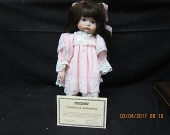 Seymour Mann Connoisseur Collection Doll - LIBBY - 1989