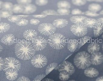Sky Dandelion Geo, Honey Bee Collection, Dear Stella, Quilting Weight Cotton Fabric