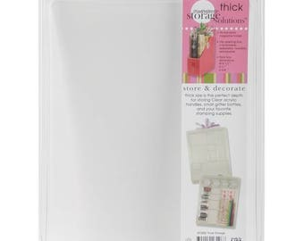 """Stampendous Thick Stuftainer - 11"""" x 8.5"""" x 5/8"""""""
