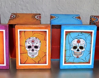 Day Of The Dead Boxes