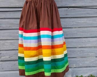 Joelle Swing Skirt