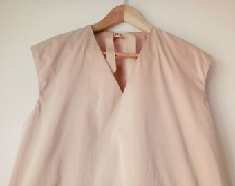 Vintage shantung mini dress