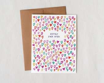 Happily Ever After - Greeting Card