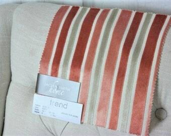 Velvet Pillow Covers, Throw Pillows, 16x16, 18x18, 20x20, 22x22, 24x24, 26x26, Accent Pillow, Home Decor, Bedding, 0311723 Poppy