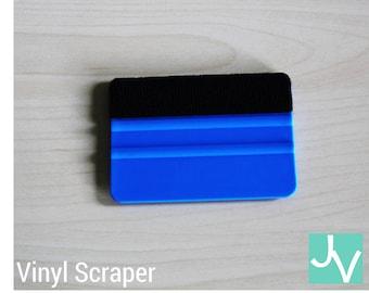 Dual Sided Craft Vinyl Scraper / Squeegee