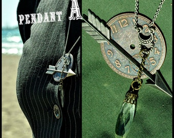 Reclaimed Steampunk Necklaces