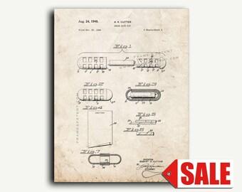Patent Art - Snake Bite Kit Patent Wall Art Print