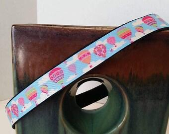 Hot Air Balloons Dog Collar, Pet Collar, Leash