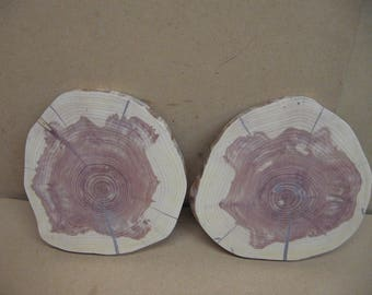 Red cedar with interesting grain and pretty knots.