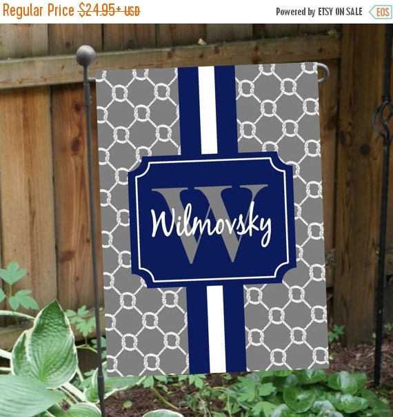Perfect ON SALE Personalized Flag DOUBLE Sided, Garden Flag, House Flag, Yard Flag