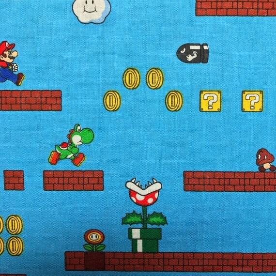 Mario Fold Over Clutch / Cross Body