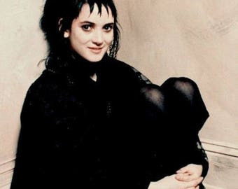 Lydia Deetz  Horror Prayer Candle
