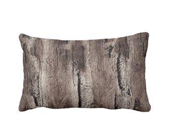 Faux Fur Pillow Cover Decorative Pillows for Couch Pillows Faux Fur Throw Pillows Fur Lumbar Pillows Plush Pillow Cover Minky Pillow Cover