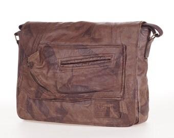 Reclò messenger shoulder bag