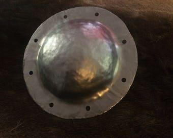Viking round shield boss