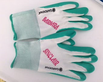 Gardening Gloves, Gifts for Gardeners, Custom Gardening Gift, Personalized Gloves, Gifts for Women, Mothers Day Gift, Personalized Gift