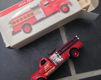 High Speed 1954 Ahrens-Fox No. HF 431 Fire Engine Truck