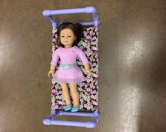 American Girl PVC Twin Bed