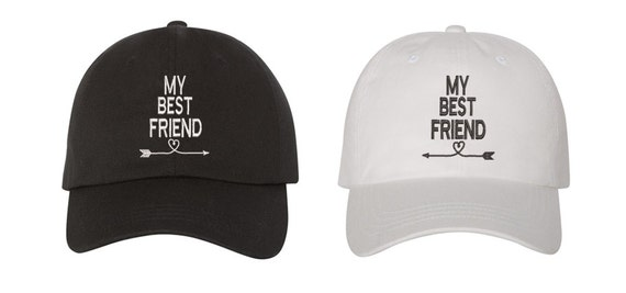 My best friend dad hats baseball cap couples hat his and