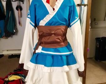 Link/Legend of Zelda kimono