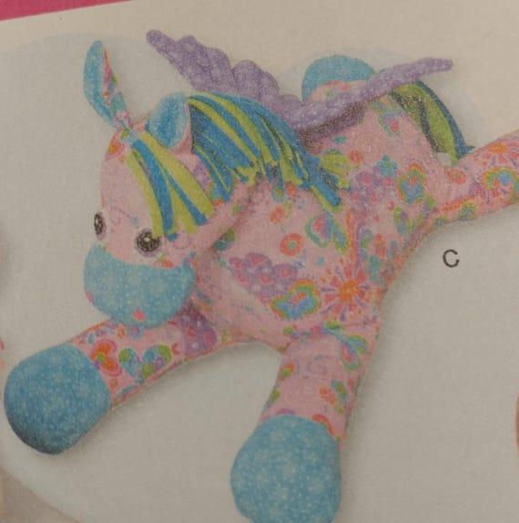 Peagasus Stuffed Animal