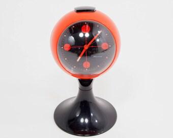 Vintage Blessing tulip alarm clock