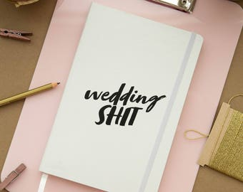 wedding notebook wedding