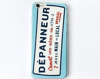 Depanneur iPhone Hard Case