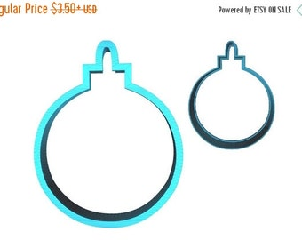 Christmas Ornament Cookie Cutter 400