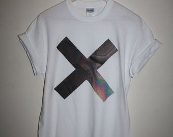 the xx coexist X t-shirt i see you album