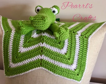 Crocodile Lovey