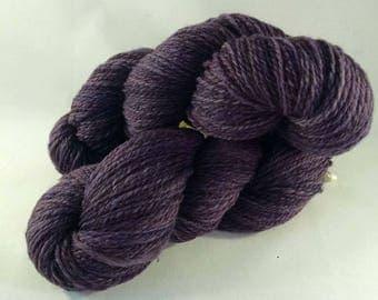 Handspun yarn - DK weight (#629)