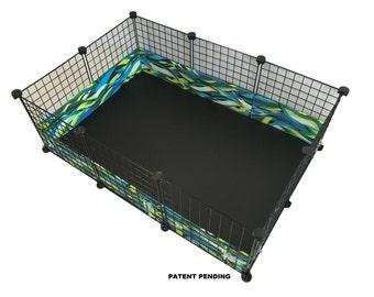 2 x 3 Cageguard Guinea Pig / Hedgehog Cage