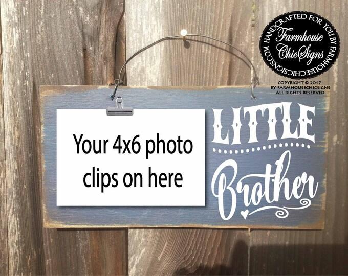 little brother, little brother gift, little brother sign, brother gifts, brother, brother sign, brothers gifts, brother sign, brother decor
