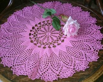 Serviette pink