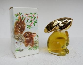 NEVER USED - Vintage AVON Snow Bunny