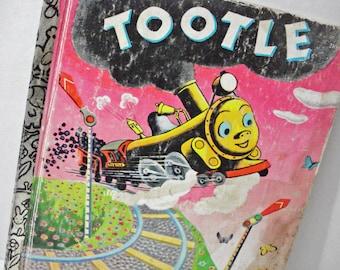 Tootle A Little Golden Book Vintage
