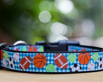 Game Time Dog Collar / Dog Collars Australia / XS-XL /