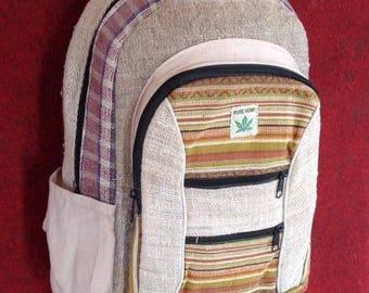 Pure Hemp Backpack