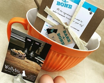 Bake at Home Dog Biscuit Baking Kit