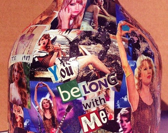 Taylor Swift Collector's Bottle