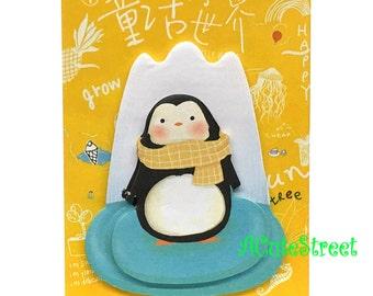 Penguin Post IT Notes Sticky Memo SM083026