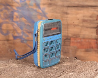 50's 1960 radio receiver - Vintage radio receiver - Portable radio receiver - Solid State radio - Old radio receiver - Transistor radio