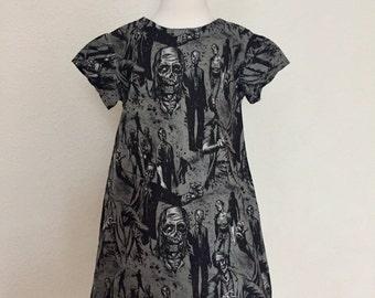 Zombie Shift Dress