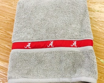 Alabama Bath and Hand  Towel Set