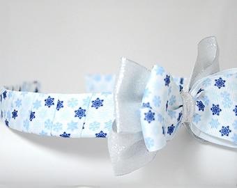 Winter Wonderland Headband and Bow