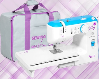 Texi Joy 13 sewing machine.THE BUNDLE DEAL