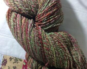 Handspun corriedale  208 gms (colour 2)