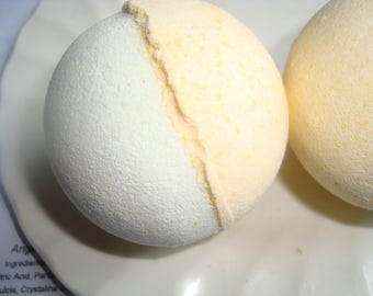 Lemon & Lime Mojito bath bomb, UK bath bomb, Heaven Scented bath bombs, Green and yellow bath bomb, gift for her, stocking filler, mother's