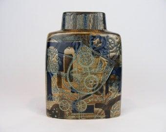 Special edition Royal Copenhagen pillow vase